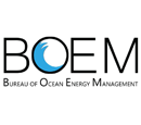 Logo Bureau Ocean Energy Management Sized