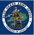 Logo Blue Grass Army Depot